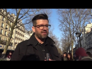 MUSE La Cigale Paris interview HP feb 2018
