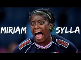 TOP 10 Powerful Volleyball Spikes by Miriam Sylla. VERY EMOTION PLAYER. WGP 2017