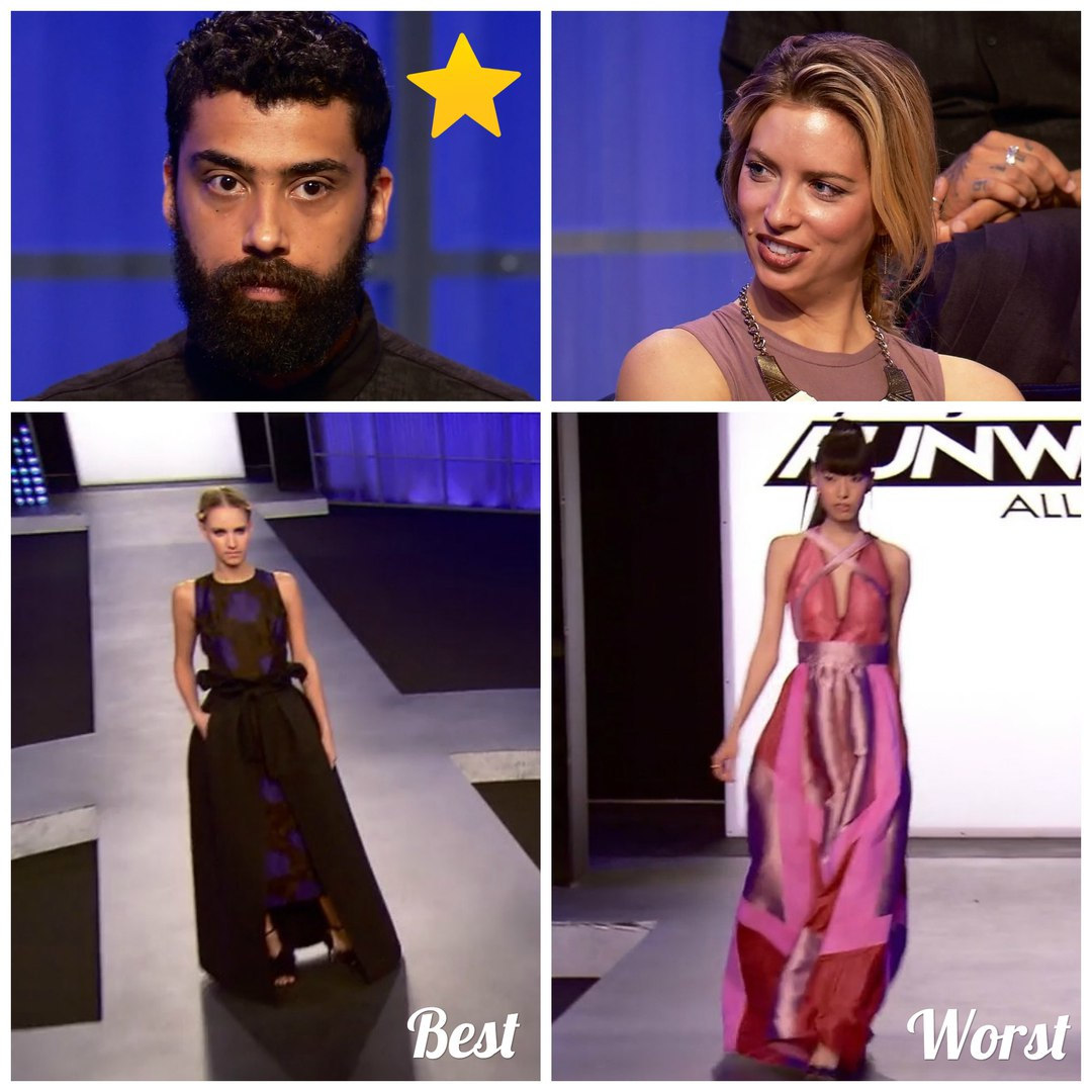 Project Runway All Stars 2018 best and worst dress in episode 5
