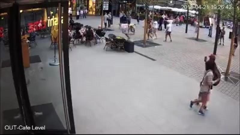 Der Angriff fand 21.04.2018 nach 21.04.2018 Uhr in der Vladislav Street statt