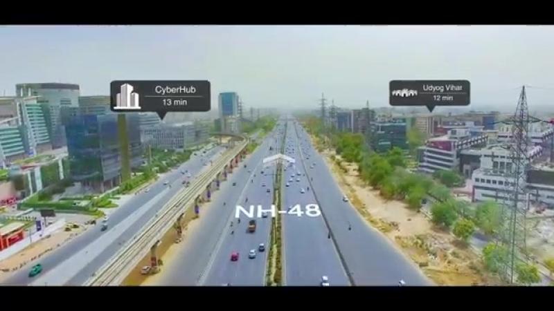 Godrej Meridien | Best Residential Property in Gurgaon