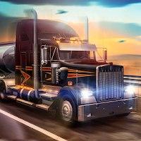 Truck Simulator USA [Мод: много денег]