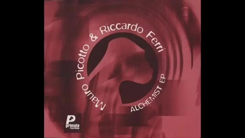 DJ.MAURO-PICOTTO feat. DJ.RICCARDO FERRI - ALCHEMIST (ITALY, E.P. MIX)