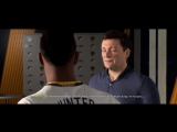 Геймплей FIFA 18-отрывок из истории (PS4)