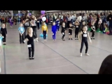 беби 1 дебют 2018, DANCE PARADE 4 place