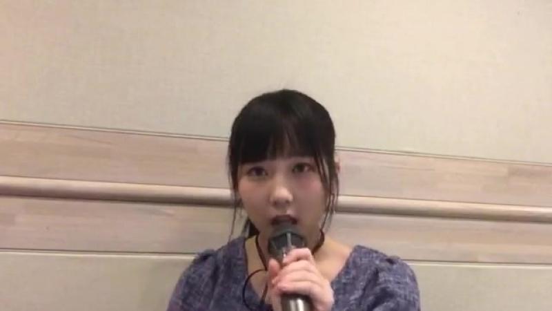 21. Tanaka Miku - Tenshi No Shippo (HKT48, AKB48)