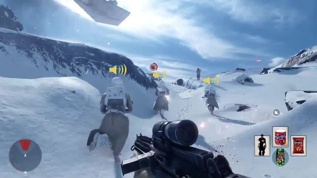 MLG Star Wars Battlefront