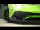 LAMBORGHINI AVENTADOR SV LP750 4 6 5 V12 ONLY 850 MILES HUGE SPEC WITH GLASS ENGINE COVER
