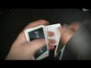 Фокус с новой колодой карт