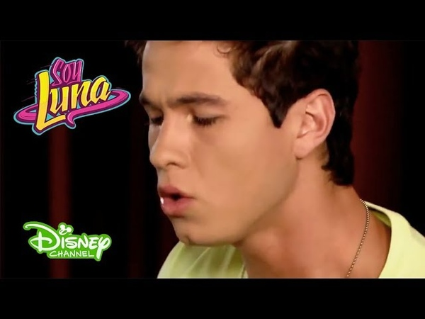 Soy Luna 3 - Simón canta Solos y llora - Capitulo 52 (Momento Musical)