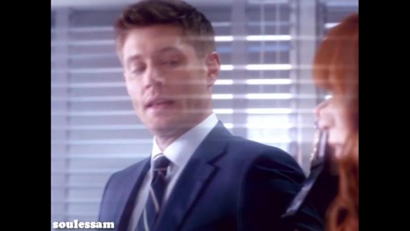 Dean Charlie / Supernatural vine / Moondust