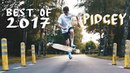 PIDGEY / Best Of 2017 Longboard Dance x FUN x Freestyle