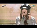 Comeback Stage 180327 Kim Eun Bi (