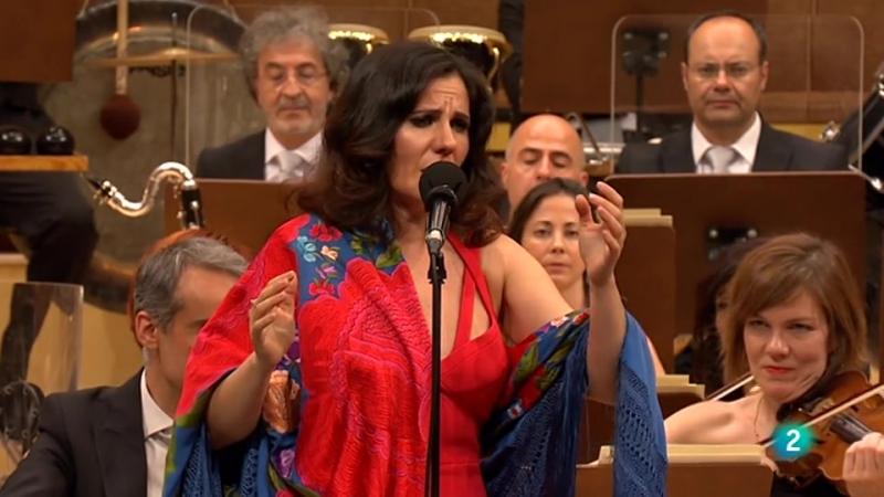 Diana Navarro - ''Coplas de Zarzuela''/Диана Наварро - ''Куплеты из Сарсуэлы'' (Madrid, 2017)