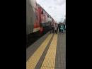 Открытие Кирсановского вокзала