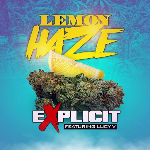 Explicit альбом Lemon Haze (feat. Lucyv)
