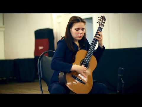 J.S.Bach - Prelude BWV 1006. Vera Danilina