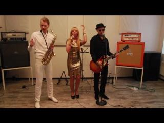 Stevie Sky cover-band - dance promo 2018