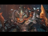 Darksiders III: See the Wrath Boss Fight - IGN First