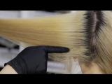 Как исправить неудачное окрашивание Коррекция цвета блонд. Исправление неудачного окрашивания_00