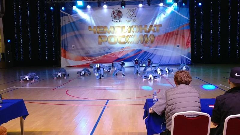 Чемпионат России IDF МАРКС