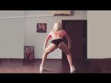 Анастасия Малышева и её Танец Попы (Тверк) • Twerk Booty Dance by Anastasia Malysheva (♫ ►Hart Thorson - Diluted Sample) Deep
