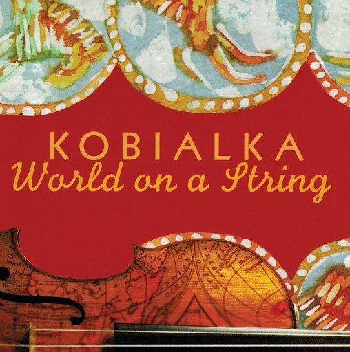Daniel Kobialka альбом World On A String