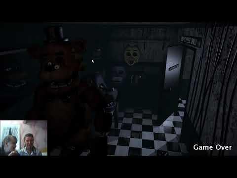 Five Nights at Freddys с Гроб КотЧасть 3Aleska Lala