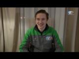 Интервью Тимура Фаткуллина по приезде в Новосибирск в качестве защитника