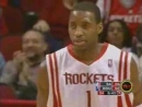 NBA - Tracy McGrady 13 pts. in 38 sec.