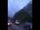 Под Новороссийском в ДТП на встречной погиб водитель автомобиля ВАЗ
