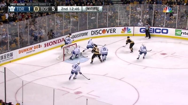 Toronto Maple Leafs vs Boston Bruins 1 04 2018 Round 1 Game 2 NHL Stanley Cup Playoffs 2018