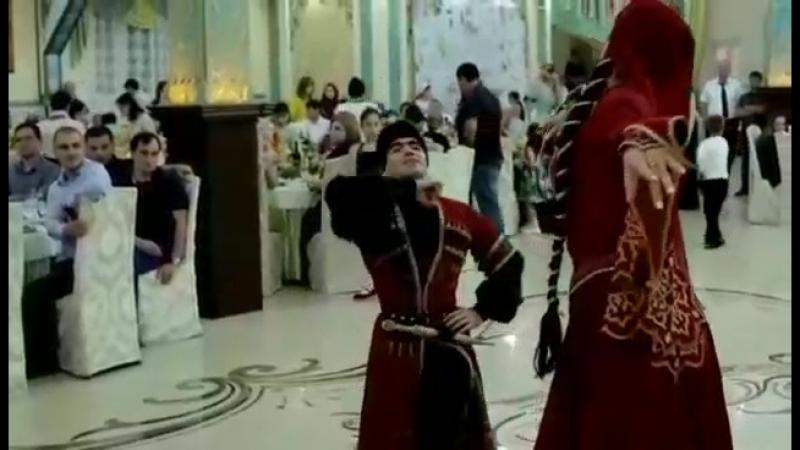 Кумыкская свадьба!
