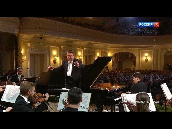 Денис Мацуев - Рахманинов: концерт № 3 для фортепиано с оркестром (БЗК, 2018)