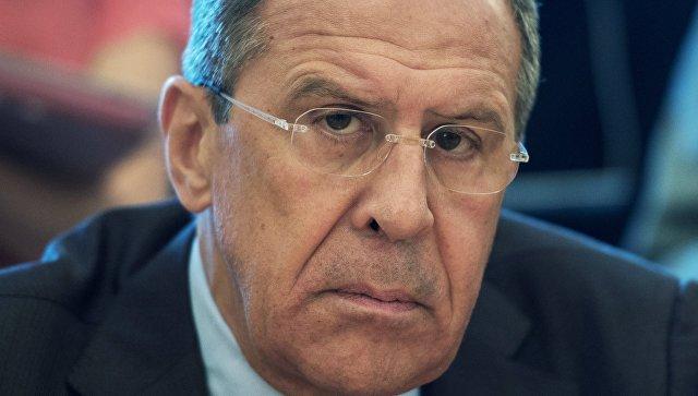 Лавров выступил с заявлением насчёт действий США в Сирии