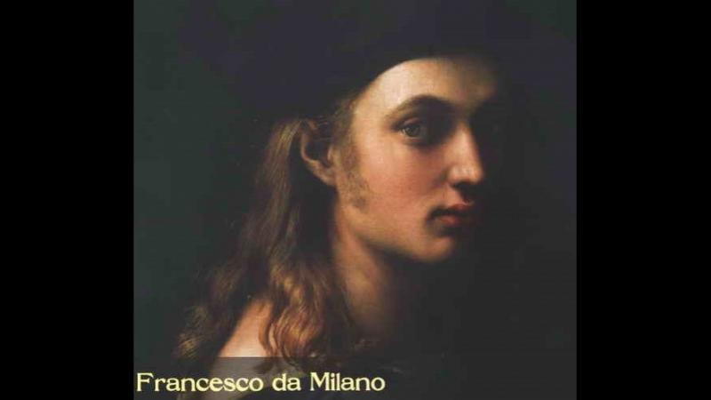 Франческо да Милано Канцона (1497-1543) В.Вавилов (1925-1973)
