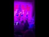 Танец из новогодней сказки в Маджестике