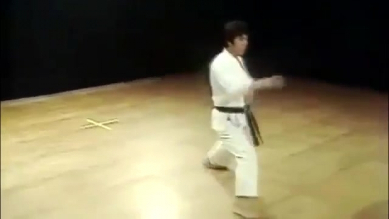 Karate kata 1 2 3 4 5 dari Sensei Kanazawa full hd.mp4