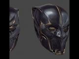 Чёрная Пантера   Концепт-арт