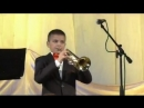 Сидоркевич Виктор 11 лет Arcangelo Corelli Allegro from Cristmas Concerto