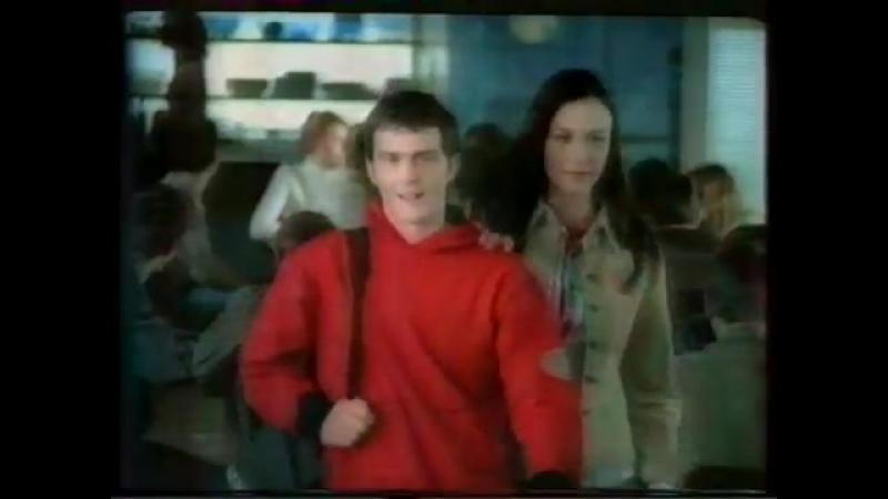 (staroetv.su) Реклама и заставка (СТС, 2003-2004) Cosmopolitan, 7 days, Palmolive, Выборы, Clearasil, Tide, Вокруг света