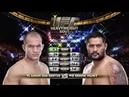 Fight Night Boise Free Fight: Junior Dos Santos vs Mark Hunt