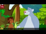 Animals Stories for kids - The Lion and Mouse - Jungle Book - Ugly Duckling - Wolf and 7 Little Kids