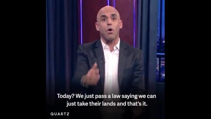 Vive critique de la société sioniste vue par un juif sioniste
