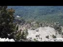 Панорамный вид с плато ай-петри