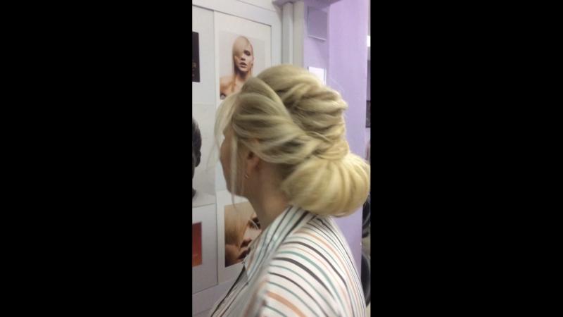 Макияж и причёска 🌸