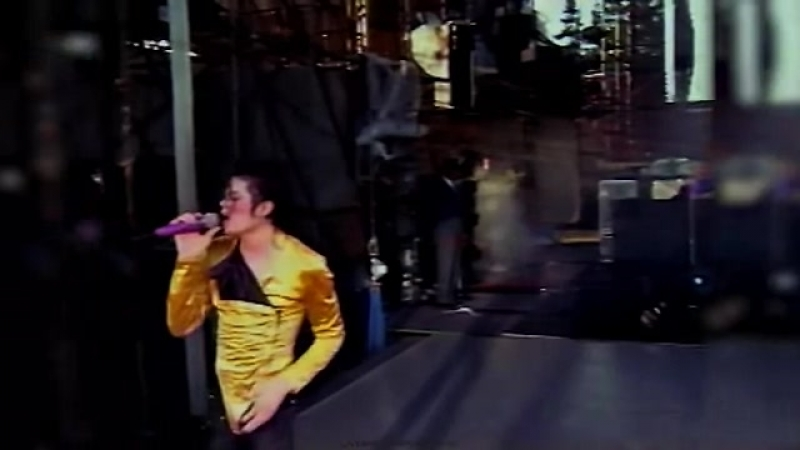 Michael Jackson - She's Out Of My Life (Live In Oslo, 1992)