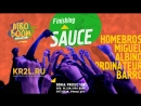 Finishing Sauce / AfroBoom5 / Barro, Ordinateur, Miguel Albino, HomeBros, Donga Girls / KR2L