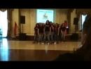 Флешмоб в честь годовщину Армянского национально культурного общества УРАРТУ