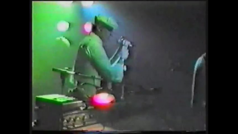 Robert Calvert (w Krankshaft) - Hammersmith Clarendon, London - 14-11-1986 (FULL)